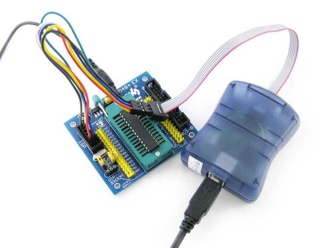 USB Avr Isp XPII, Avr Programcısı