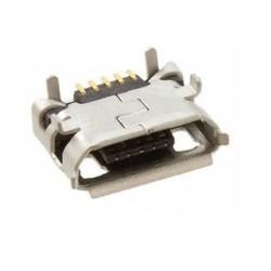 USB Micro B 5 Pin Smd - Thumbnail