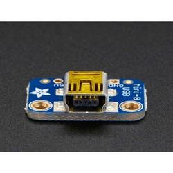 USB Mini-B Breakout Kart - Thumbnail