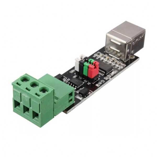 Çevirici - Dönüştürücü - USB-RS485 Dönüştürücü Modül
