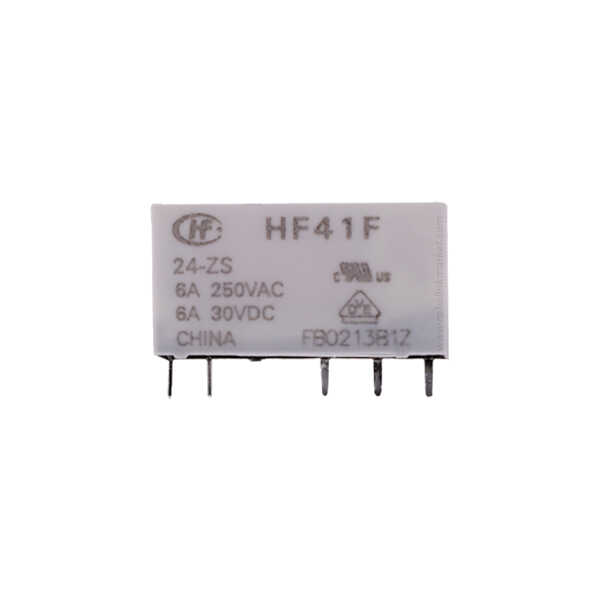 V23092 Tipi 24V Yassı Röle - HF41F-24VDC