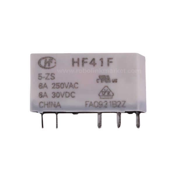 V23092 Tipi 5V Yassı Röle - HF41F-5VDC