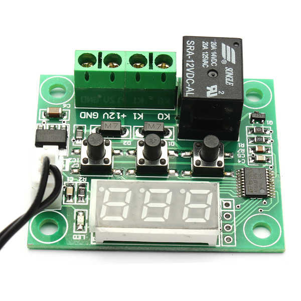 W1209 Dijital Termostat