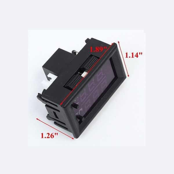Termostat - W1209WK Dijital Termostat