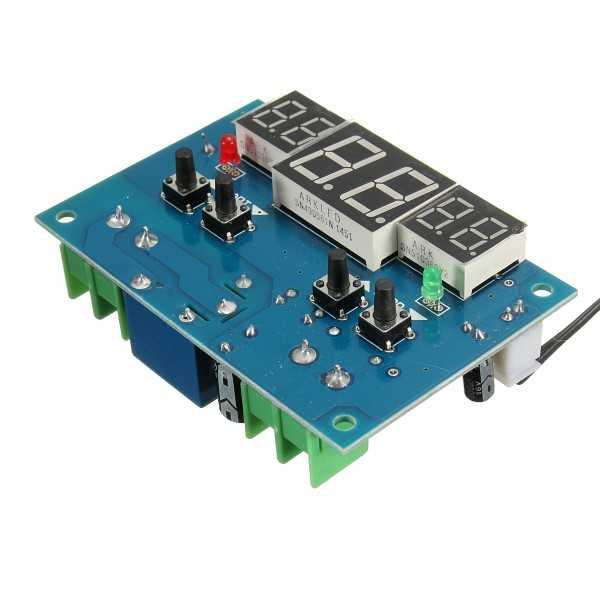 W1401 Dijital Termostat