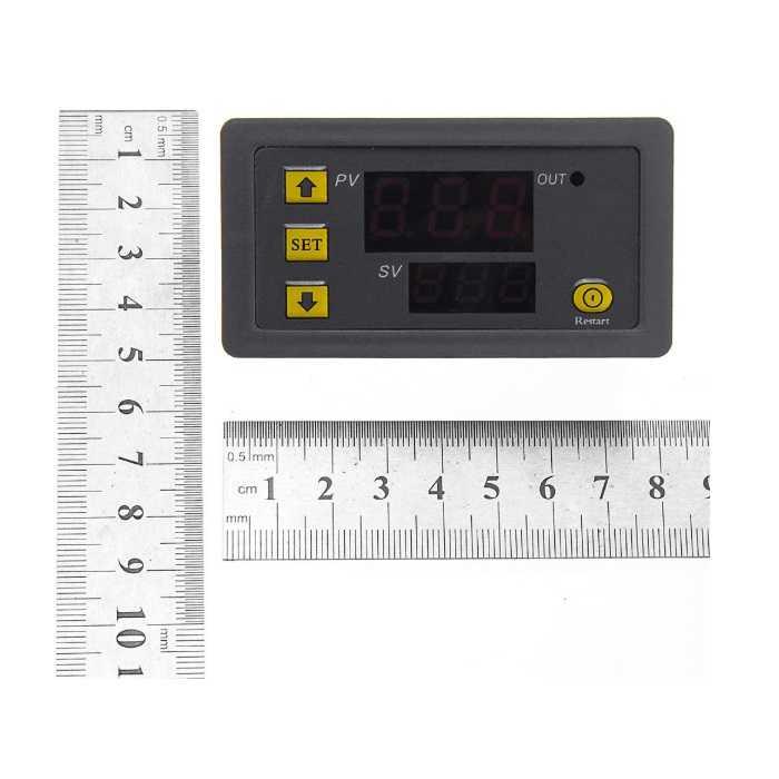 W3230 Dijital Termostat