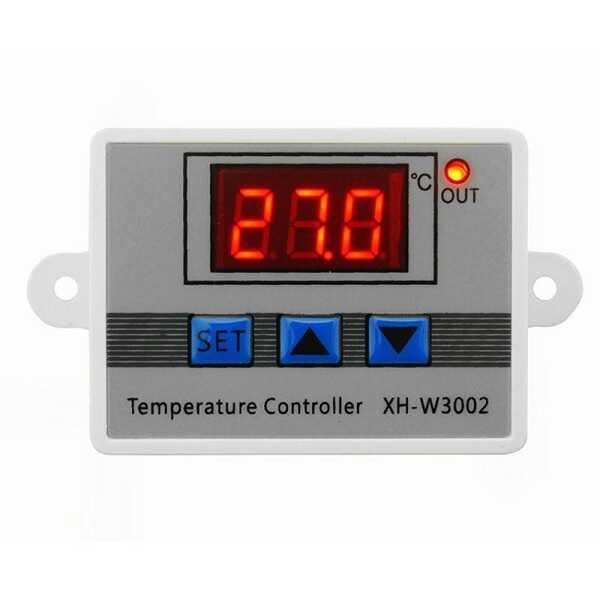 XH-W3002 220V AC Dijital Termostat