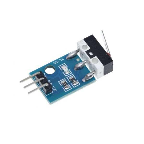 Diğer Sensörler - Limit Switch Sensör Modülü - YL-99