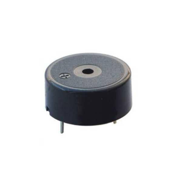Yüksek Sesli Buzzer 12-24V - 23mm Devreli