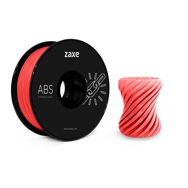 Zaxe 1.75mm ABS Filament - Kırmızı