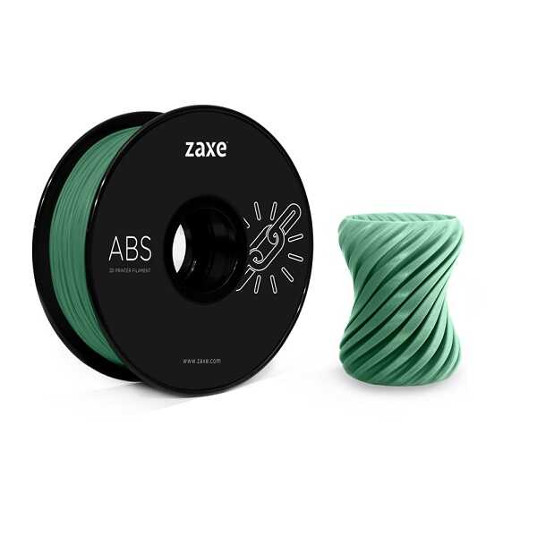 Zaxe 1.75mm ABS Filament - Koyu Yeşil