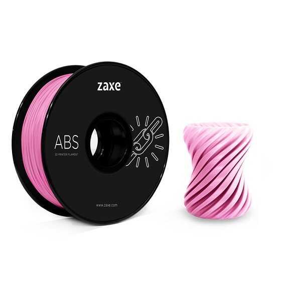 Zaxe 1.75mm ABS Filament - Pembe