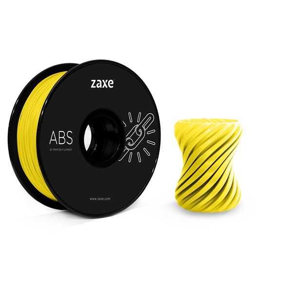 Zaxe 1.75mm ABS Filament - Sarı