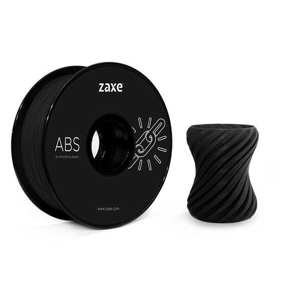 Zaxe 1.75mm ABS Filament - Siyah