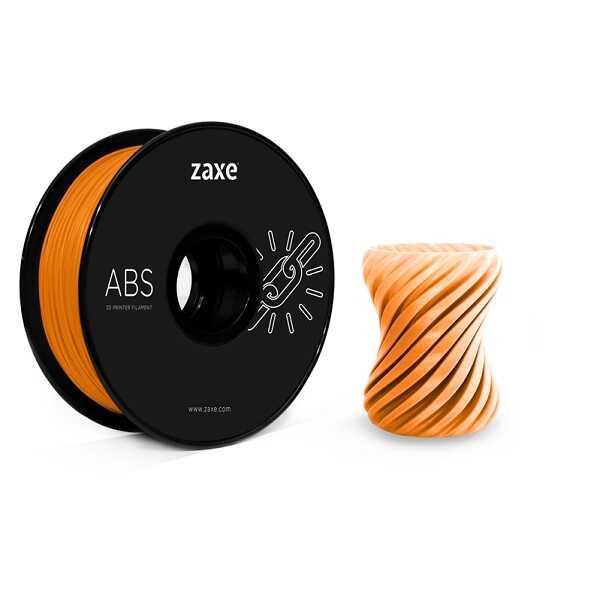 Zaxe 1.75mm ABS Filament - Turuncu