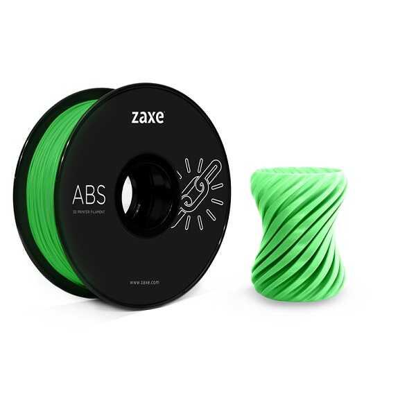 Zaxe 1.75mm ABS Filament - Yeşil