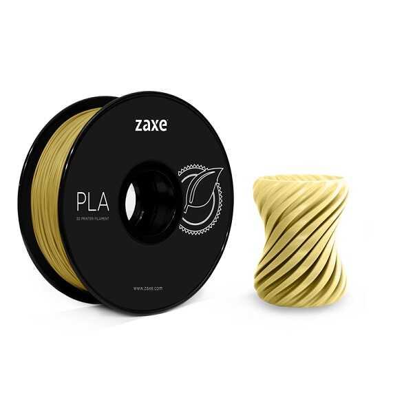 Zaxe 1.75mm PLA Filament - Altın