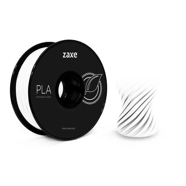 Zaxe 1.75mm PLA Filament - Beyaz