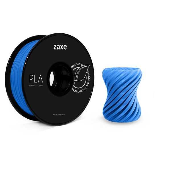 Zaxe 1.75mm PLA Filament - Mavi