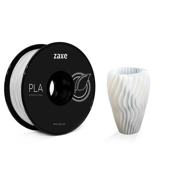 Zaxe 1.75mm PLA Filament - Natural