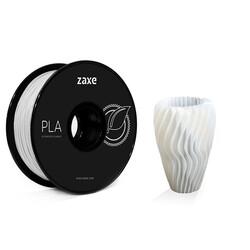 Zaxe - Zaxe 1.75mm PLA Filament - Natural