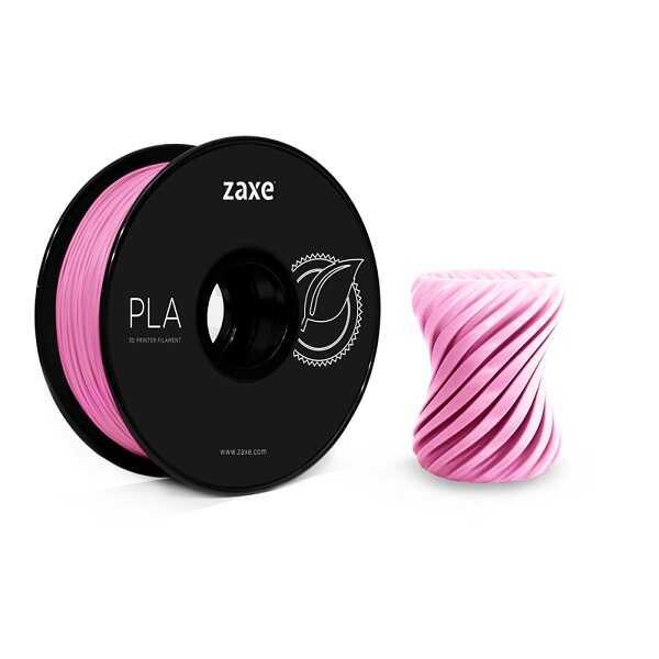 Zaxe 1.75mm PLA Filament - Pembe