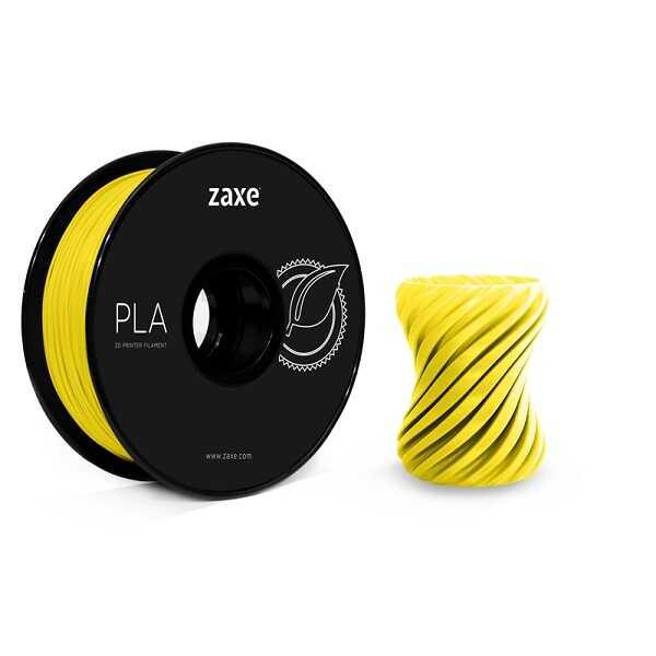 Zaxe 1.75mm PLA Filament - Sarı