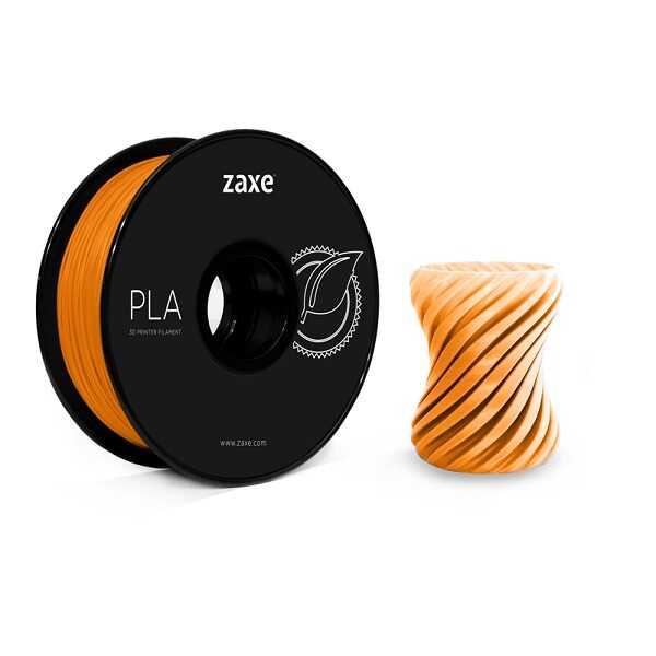 Zaxe 1.75mm PLA Filament - Turuncu