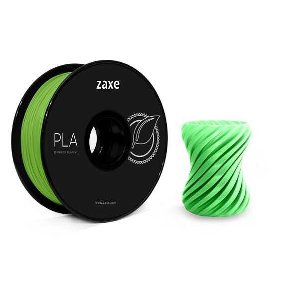 Zaxe 1.75mm PLA Filament - Yeşil