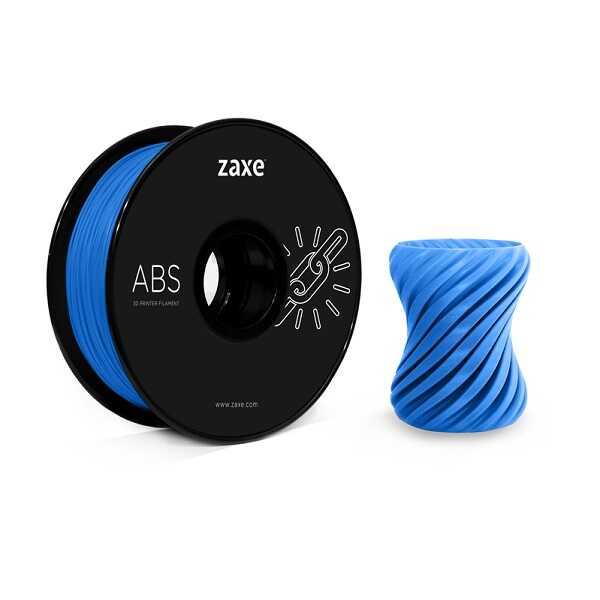 Zaxe 1.75mm ABS Filament - Mavi