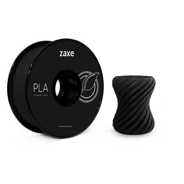 Zaxe 1.75mm PLA Filament - Siyah