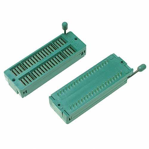 Diğer - ZIF Soket - 40 Pin